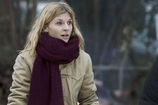"Laura Haydon (Clémence Poésy): ""We really enjoyed those exchanges and those long scenes, the dialectic sense of it."""